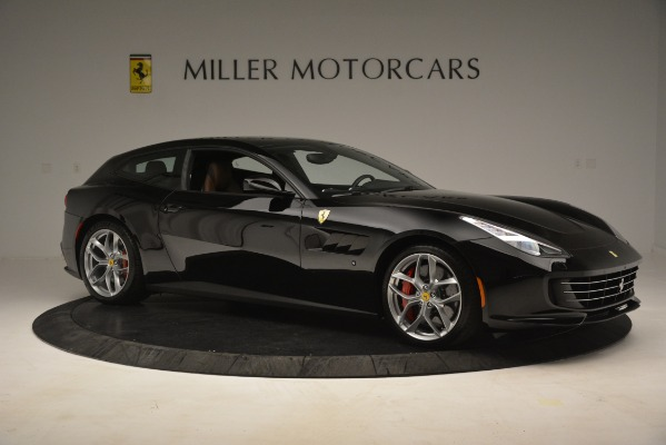 Used 2018 Ferrari GTC4Lusso T for sale Sold at Aston Martin of Greenwich in Greenwich CT 06830 10