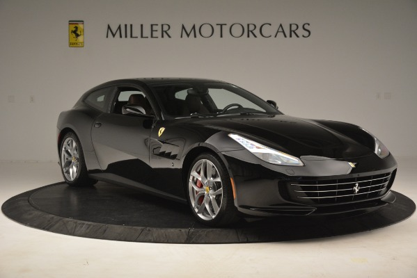 Used 2018 Ferrari GTC4Lusso T for sale Sold at Aston Martin of Greenwich in Greenwich CT 06830 11