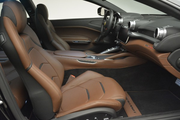 Used 2018 Ferrari GTC4Lusso T for sale Sold at Aston Martin of Greenwich in Greenwich CT 06830 19