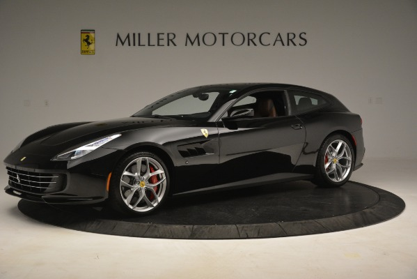 Used 2018 Ferrari GTC4Lusso T for sale Sold at Aston Martin of Greenwich in Greenwich CT 06830 2