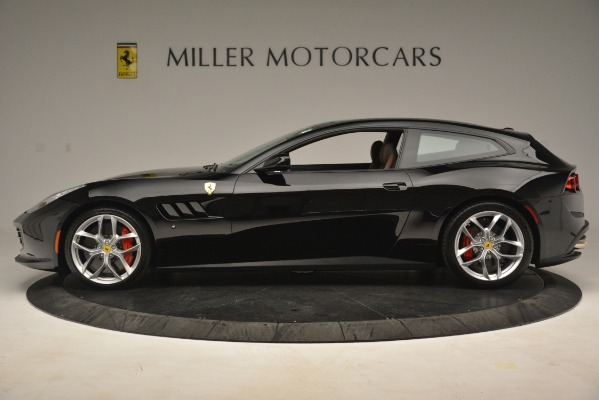 Used 2018 Ferrari GTC4Lusso T for sale Sold at Aston Martin of Greenwich in Greenwich CT 06830 3