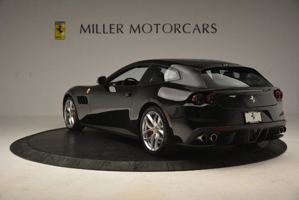 Used 2018 Ferrari GTC4Lusso T for sale Sold at Aston Martin of Greenwich in Greenwich CT 06830 5