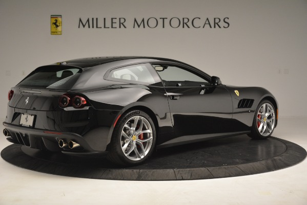 Used 2018 Ferrari GTC4Lusso T for sale Sold at Aston Martin of Greenwich in Greenwich CT 06830 8