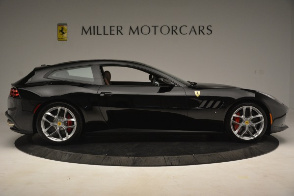 Used 2018 Ferrari GTC4Lusso T for sale Sold at Aston Martin of Greenwich in Greenwich CT 06830 9