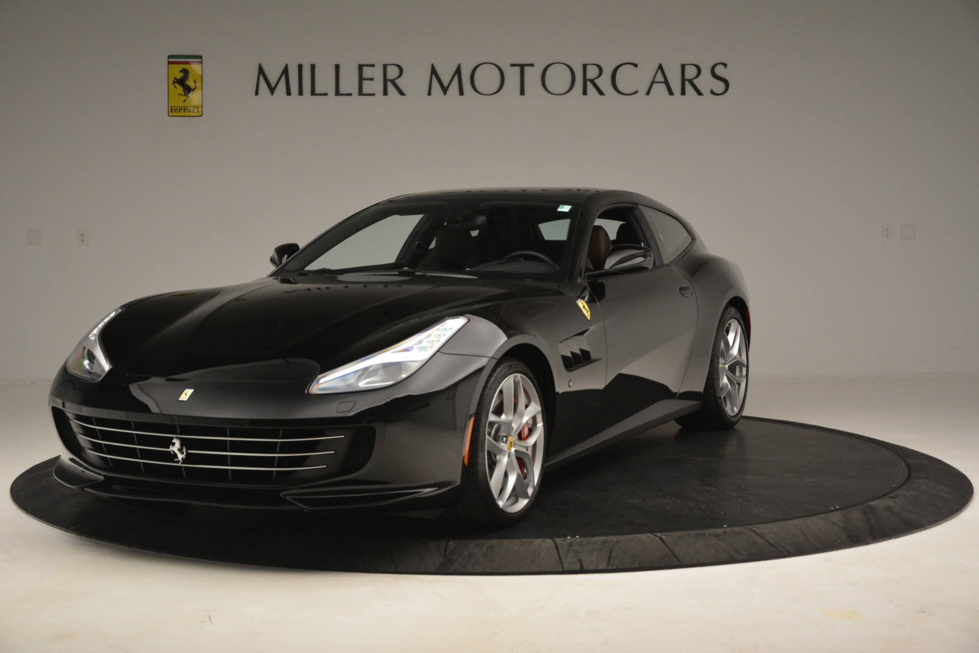 Used 2018 Ferrari GTC4Lusso T for sale Sold at Aston Martin of Greenwich in Greenwich CT 06830 1