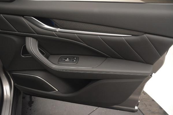 New 2019 Maserati Levante S Q4 GranSport for sale Sold at Aston Martin of Greenwich in Greenwich CT 06830 25