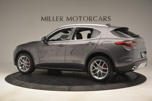 New 2019 Alfa Romeo Stelvio Ti Lusso Q4 for sale Sold at Aston Martin of Greenwich in Greenwich CT 06830 4