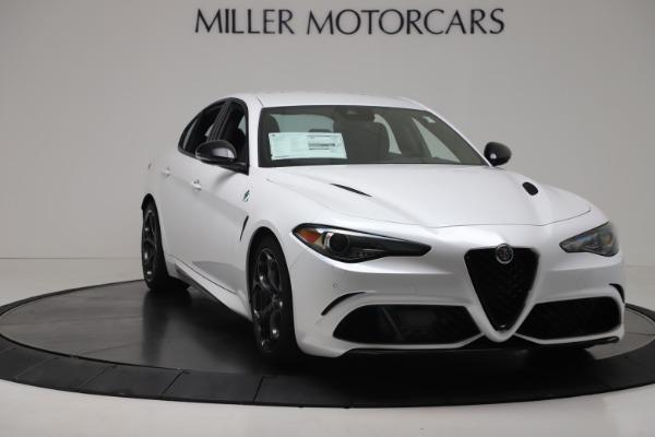 New 2019 Alfa Romeo Giulia Quadrifoglio for sale Sold at Aston Martin of Greenwich in Greenwich CT 06830 11