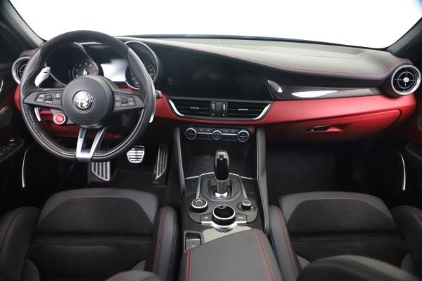 New 2019 Alfa Romeo Giulia Quadrifoglio for sale Sold at Aston Martin of Greenwich in Greenwich CT 06830 16