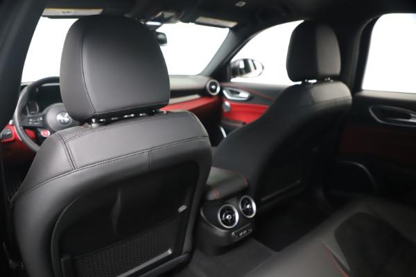 New 2019 Alfa Romeo Giulia Quadrifoglio for sale Sold at Aston Martin of Greenwich in Greenwich CT 06830 20