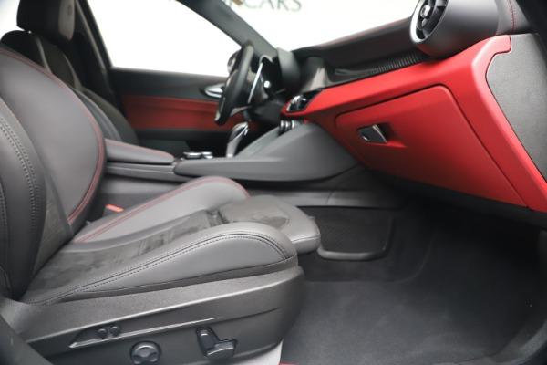New 2019 Alfa Romeo Giulia Quadrifoglio for sale Sold at Aston Martin of Greenwich in Greenwich CT 06830 23