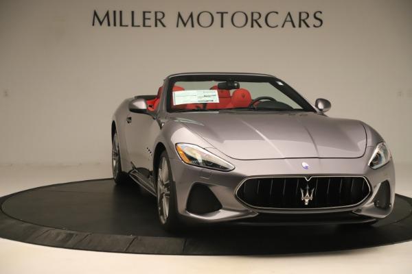 New 2018 Maserati GranTurismo Sport Convertible for sale Sold at Aston Martin of Greenwich in Greenwich CT 06830 11