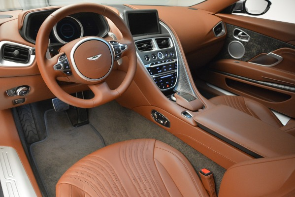 New 2019 Aston Martin DB11 V8 for sale Sold at Aston Martin of Greenwich in Greenwich CT 06830 14