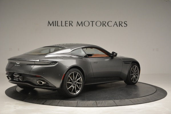 New 2019 Aston Martin DB11 V8 for sale Sold at Aston Martin of Greenwich in Greenwich CT 06830 8