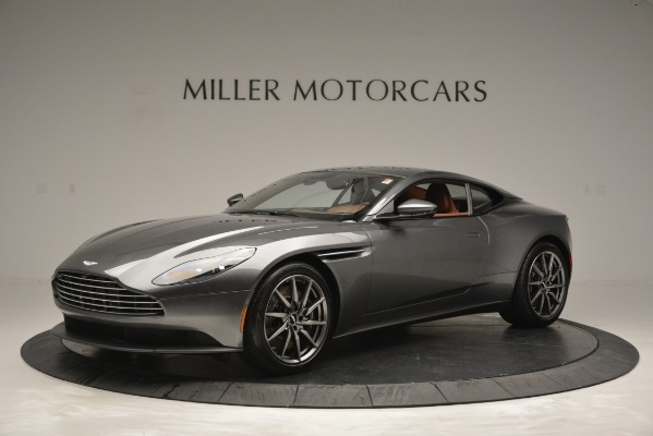 New 2019 Aston Martin DB11 V8 for sale Sold at Aston Martin of Greenwich in Greenwich CT 06830 1