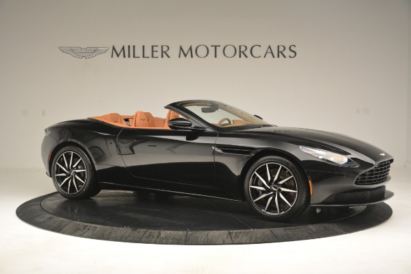 New 2019 Aston Martin DB11 V8 Convertible for sale Sold at Aston Martin of Greenwich in Greenwich CT 06830 10