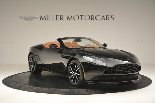 New 2019 Aston Martin DB11 V8 Convertible for sale Sold at Aston Martin of Greenwich in Greenwich CT 06830 11