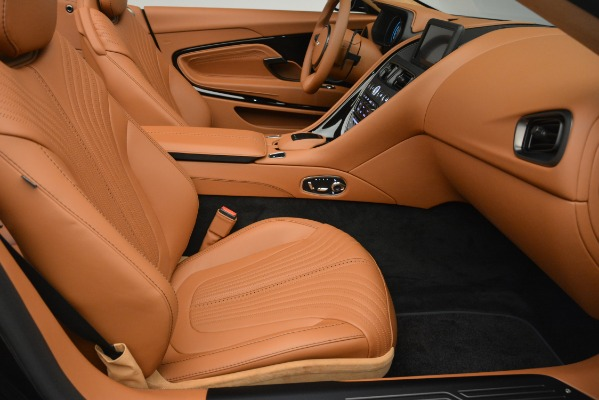 New 2019 Aston Martin DB11 V8 Convertible for sale Sold at Aston Martin of Greenwich in Greenwich CT 06830 25