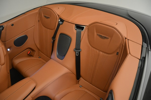 New 2019 Aston Martin DB11 V8 Convertible for sale Sold at Aston Martin of Greenwich in Greenwich CT 06830 27