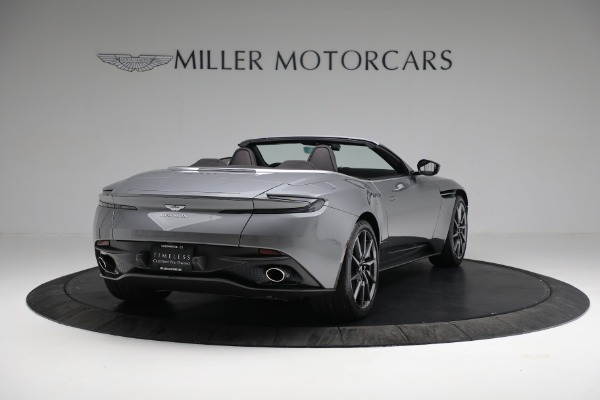 New 2019 Aston Martin DB11 V8 Convertible for sale Sold at Aston Martin of Greenwich in Greenwich CT 06830 6
