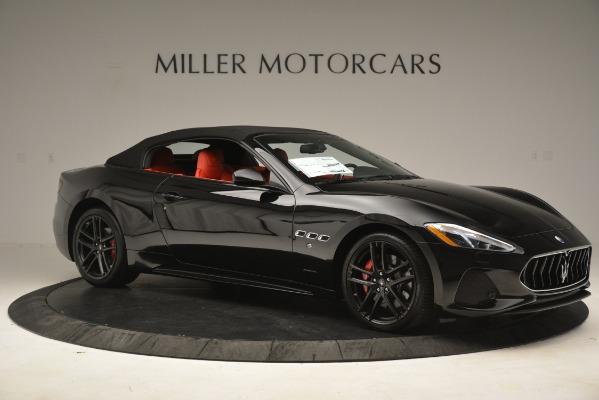 New 2018 Maserati GranTurismo Sport Convertible for sale Sold at Aston Martin of Greenwich in Greenwich CT 06830 20