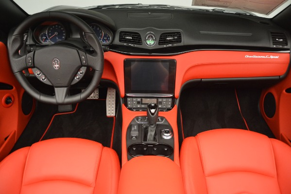New 2018 Maserati GranTurismo Sport Convertible for sale Sold at Aston Martin of Greenwich in Greenwich CT 06830 28