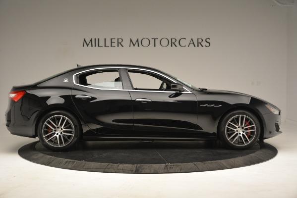 New 2019 Maserati Ghibli S Q4 for sale Sold at Aston Martin of Greenwich in Greenwich CT 06830 9