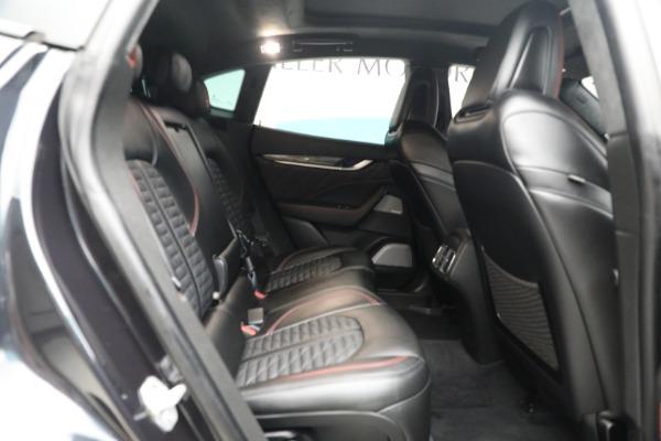 New 2019 Maserati Levante GTS for sale Sold at Aston Martin of Greenwich in Greenwich CT 06830 20