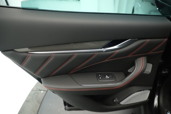 New 2019 Maserati Levante GTS for sale Sold at Aston Martin of Greenwich in Greenwich CT 06830 21