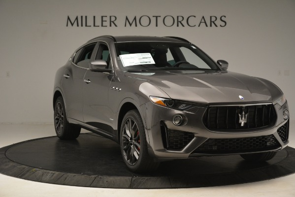 New 2019 Maserati Levante S Q4 GranSport for sale Sold at Aston Martin of Greenwich in Greenwich CT 06830 11