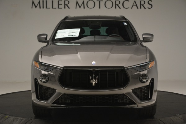 New 2019 Maserati Levante S Q4 GranSport for sale Sold at Aston Martin of Greenwich in Greenwich CT 06830 12