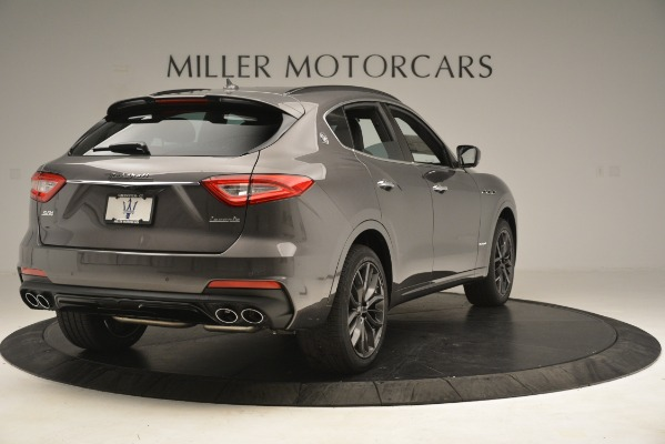 New 2019 Maserati Levante S Q4 GranSport for sale Sold at Aston Martin of Greenwich in Greenwich CT 06830 7