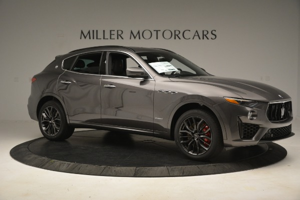 New 2019 Maserati Levante S Q4 GranSport for sale Sold at Aston Martin of Greenwich in Greenwich CT 06830 10