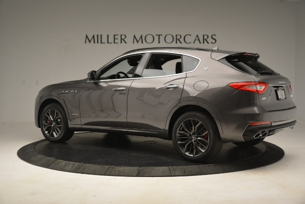 New 2019 Maserati Levante S Q4 GranSport for sale Sold at Aston Martin of Greenwich in Greenwich CT 06830 4