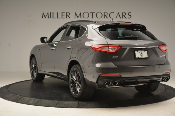 New 2019 Maserati Levante S Q4 GranSport for sale Sold at Aston Martin of Greenwich in Greenwich CT 06830 5
