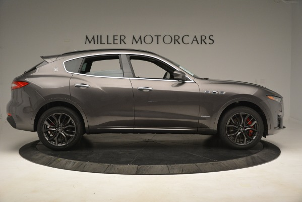 New 2019 Maserati Levante S Q4 GranSport for sale Sold at Aston Martin of Greenwich in Greenwich CT 06830 9