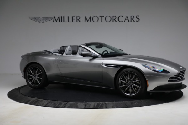 New 2019 Aston Martin DB11 V8 for sale Sold at Aston Martin of Greenwich in Greenwich CT 06830 10