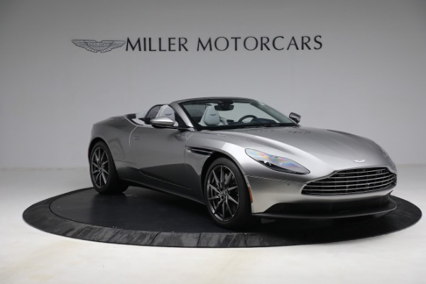 New 2019 Aston Martin DB11 V8 for sale Sold at Aston Martin of Greenwich in Greenwich CT 06830 11