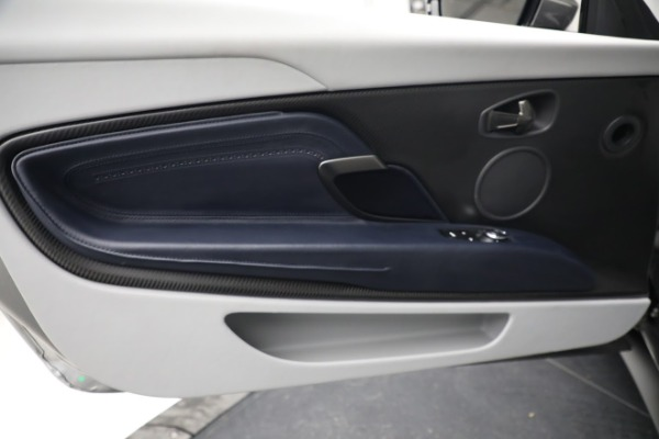New 2019 Aston Martin DB11 V8 for sale Sold at Aston Martin of Greenwich in Greenwich CT 06830 25