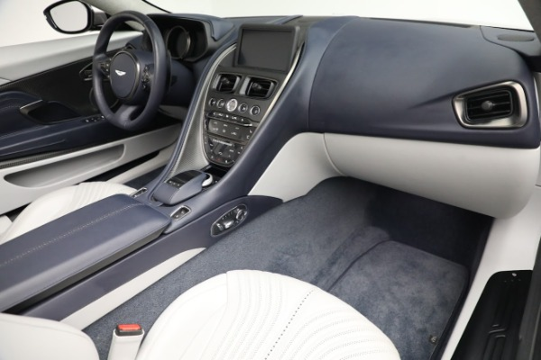 New 2019 Aston Martin DB11 V8 for sale Sold at Aston Martin of Greenwich in Greenwich CT 06830 27