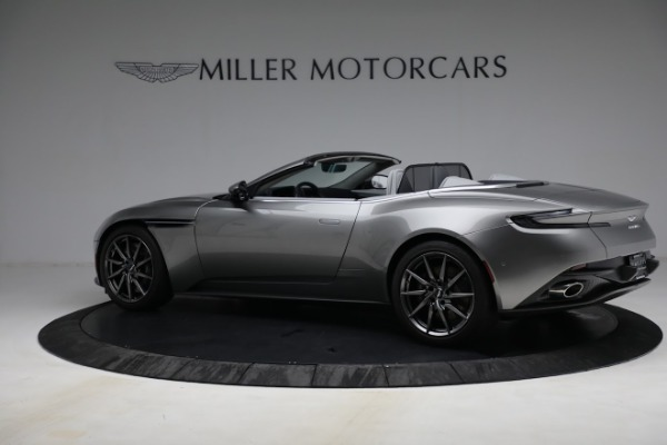 New 2019 Aston Martin DB11 V8 for sale Sold at Aston Martin of Greenwich in Greenwich CT 06830 3