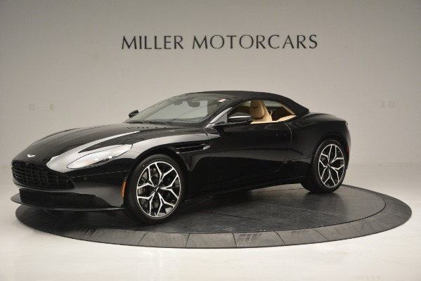 New 2019 Aston Martin DB11 V8 Convertible for sale Sold at Aston Martin of Greenwich in Greenwich CT 06830 14
