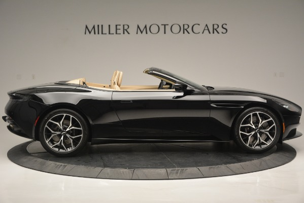 New 2019 Aston Martin DB11 V8 Convertible for sale Sold at Aston Martin of Greenwich in Greenwich CT 06830 9