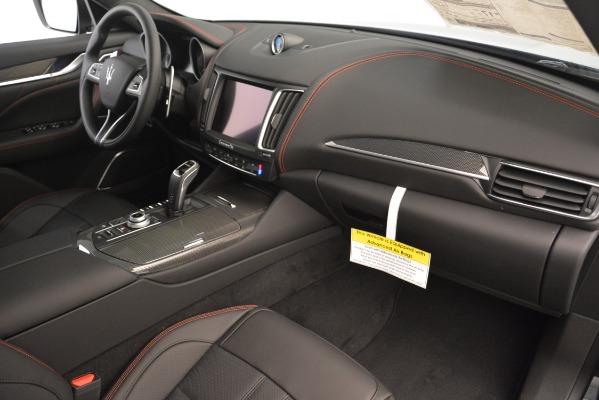 New 2019 Maserati Levante S Q4 GranSport for sale Sold at Aston Martin of Greenwich in Greenwich CT 06830 21