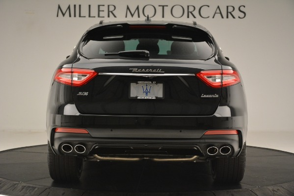 New 2019 Maserati Levante S Q4 GranSport for sale Sold at Aston Martin of Greenwich in Greenwich CT 06830 6