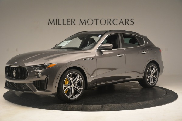 New 2019 Maserati Levante S Q4 GranSport for sale $104,840 at Aston Martin of Greenwich in Greenwich CT 06830 2