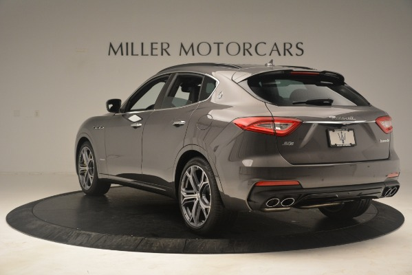 New 2019 Maserati Levante S Q4 GranSport for sale $104,840 at Aston Martin of Greenwich in Greenwich CT 06830 5