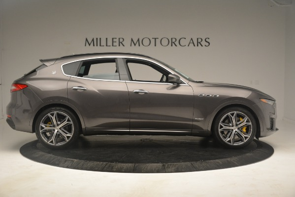 New 2019 Maserati Levante S Q4 GranSport for sale $104,840 at Aston Martin of Greenwich in Greenwich CT 06830 9