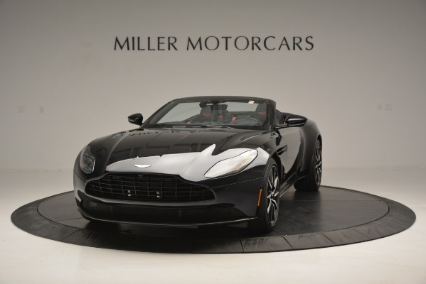 New 2019 Aston Martin DB11 V8 Convertible for sale Sold at Aston Martin of Greenwich in Greenwich CT 06830 2