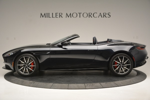 New 2019 Aston Martin DB11 V8 Convertible for sale Sold at Aston Martin of Greenwich in Greenwich CT 06830 3